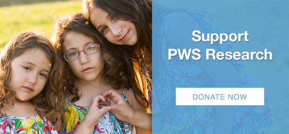 Donate for PWS Awareness Month