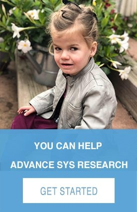 You can help advance SYS research. Get Started!