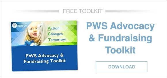 Prader Willi Syndrome Resources PWS Advocacy and Fundraising Toolkit