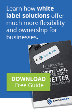 Learn how white label solutions offer much more flexibility and ownership for businesses. Download free guide.
