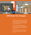 what sales tax changes are coming in 2018