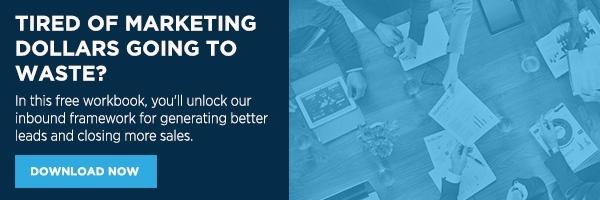 2018 Marketing Workbook