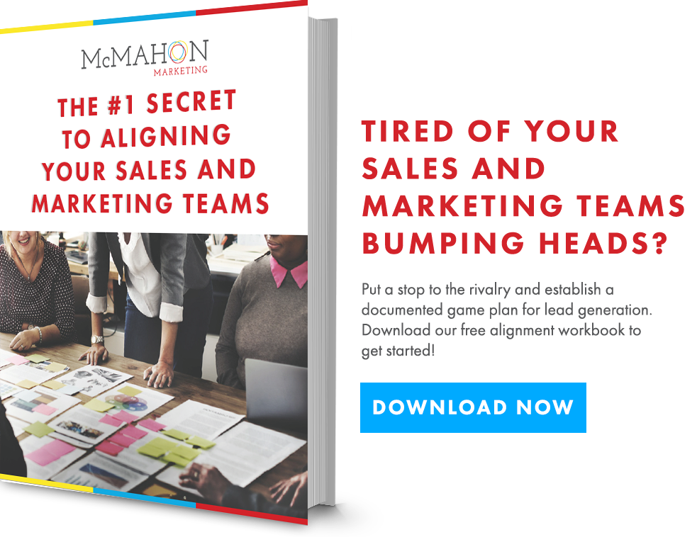 The #1 Secret to Aligning Your Sales and Marketing Teams