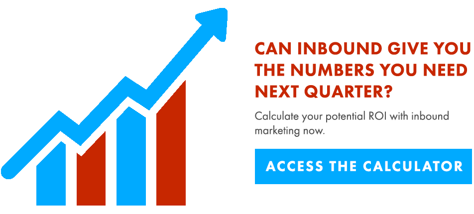 Calculate the ROI of Inbound Marketing with this ROI Calculator