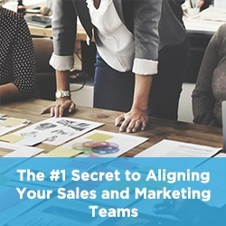 #1 Secret to aligning sales and marketing