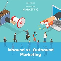 Inbound vs. Outbound Ebook to see which is best for your business