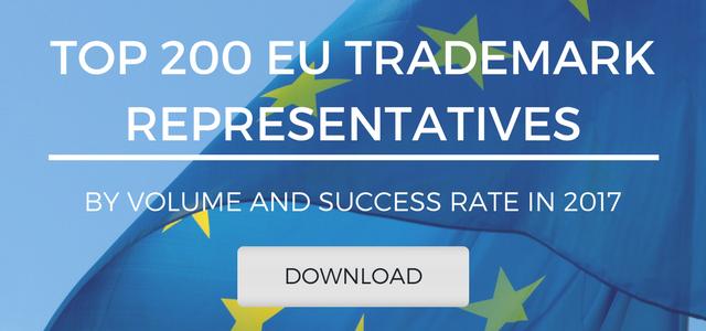 Download ebook: TOP 200 EU TRADEMARK REPRESENTATIVES