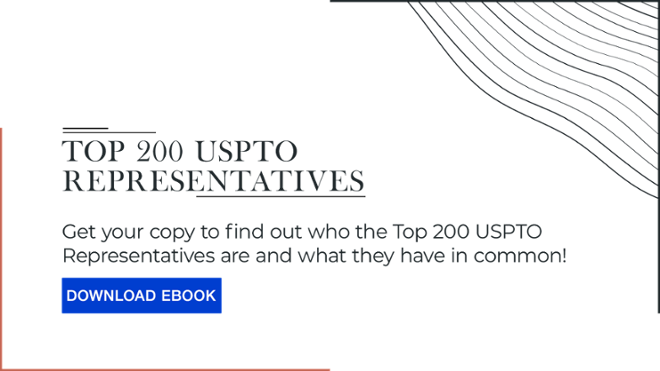 Top 200 USPTO Representatives