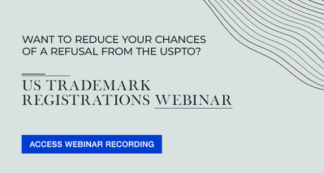 Webinar: US Trademark Registration Workshop