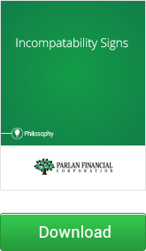 Parlan Financial Incompatability Signs Resource