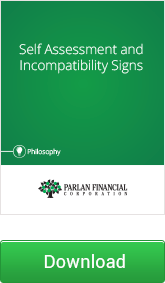 Parlan Financial Self Assessment and Incompatibility Signs Resource
