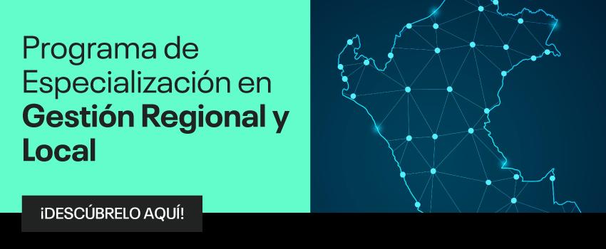 Programas para la Modernización de la Gestión Regional y Local
