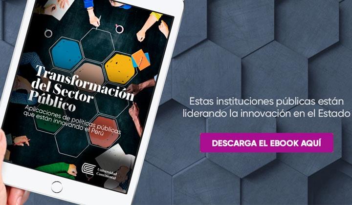 ebook transformacion del sector público