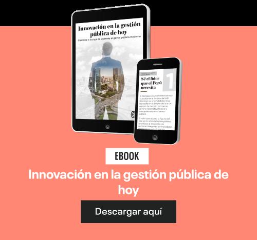 Ebook Innovación en la gestión pública de hoy