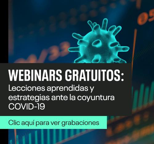 Lecciones aprendidas y estrategias ante la coyuntura COVID-19