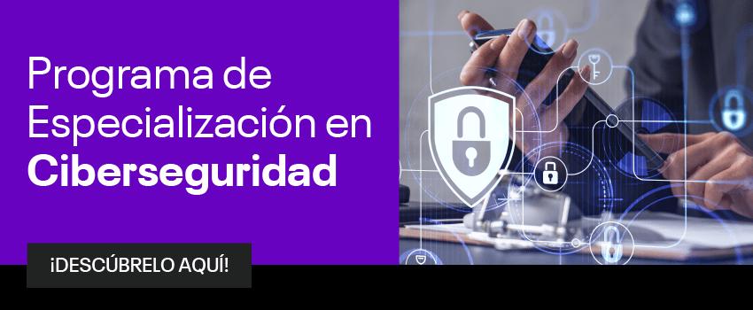 Programa de Especialización en Ciberseguridad