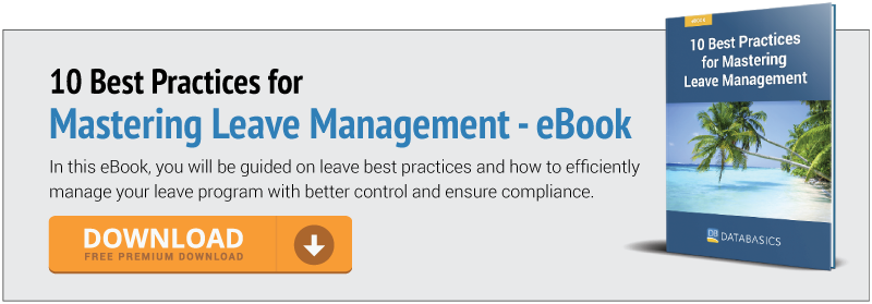 10 Best Practices for Mastering Leave Management
