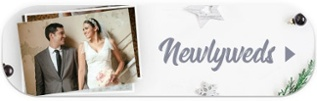 Gifts for newlyweds, button