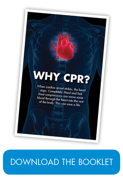 Why CPR Booklet