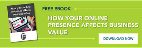 How your online presence affects business value