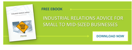 Industrial Relations Advice eBook | JPAbusiness