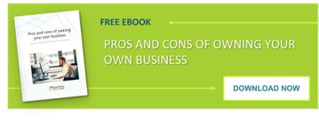 Pros & Cons of Owning Your Own Business eBook | JPAbusiness