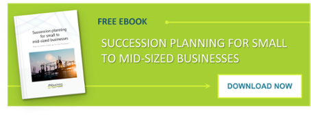 Succession Planning for SMBs eBook | JPAbusiness
