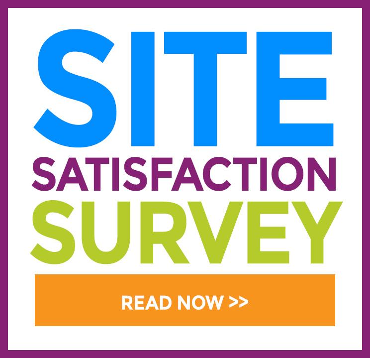 Site Satisfaction Survey
