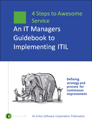 Download ebook - An IT Managers Guidebook to Implementing ITIL