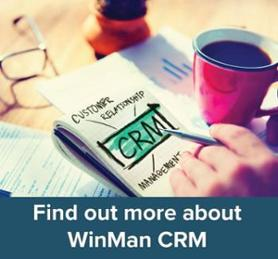 CRM Benefits WinMan