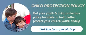 Youth & CHild Protection Template for Churches