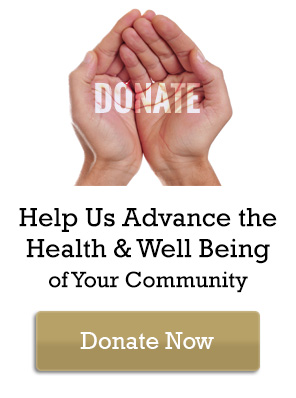 Donate to Community West Foundation Now to Help Us Advance the Health & Well Being of Your Community