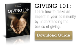Understand the basics of giving.