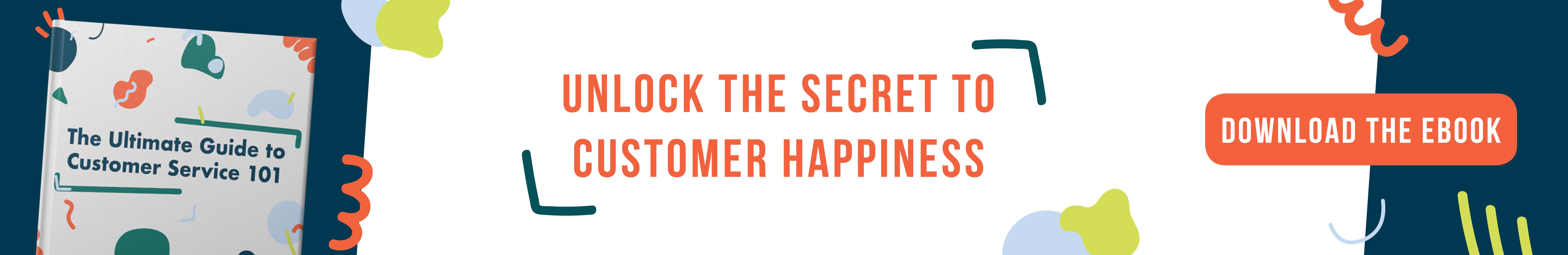The Ultimate Guide To Customer Service 101