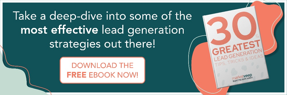 30 Greatest Lead Generation Tips and Tricks
