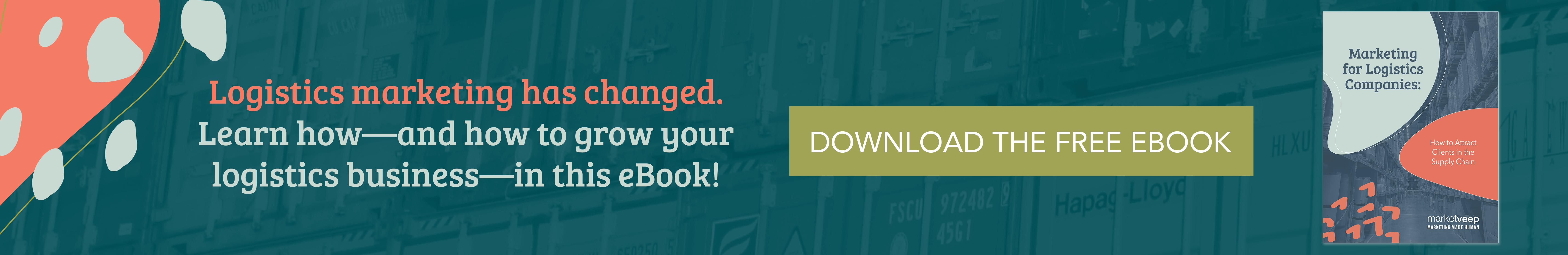 Logistics ebook