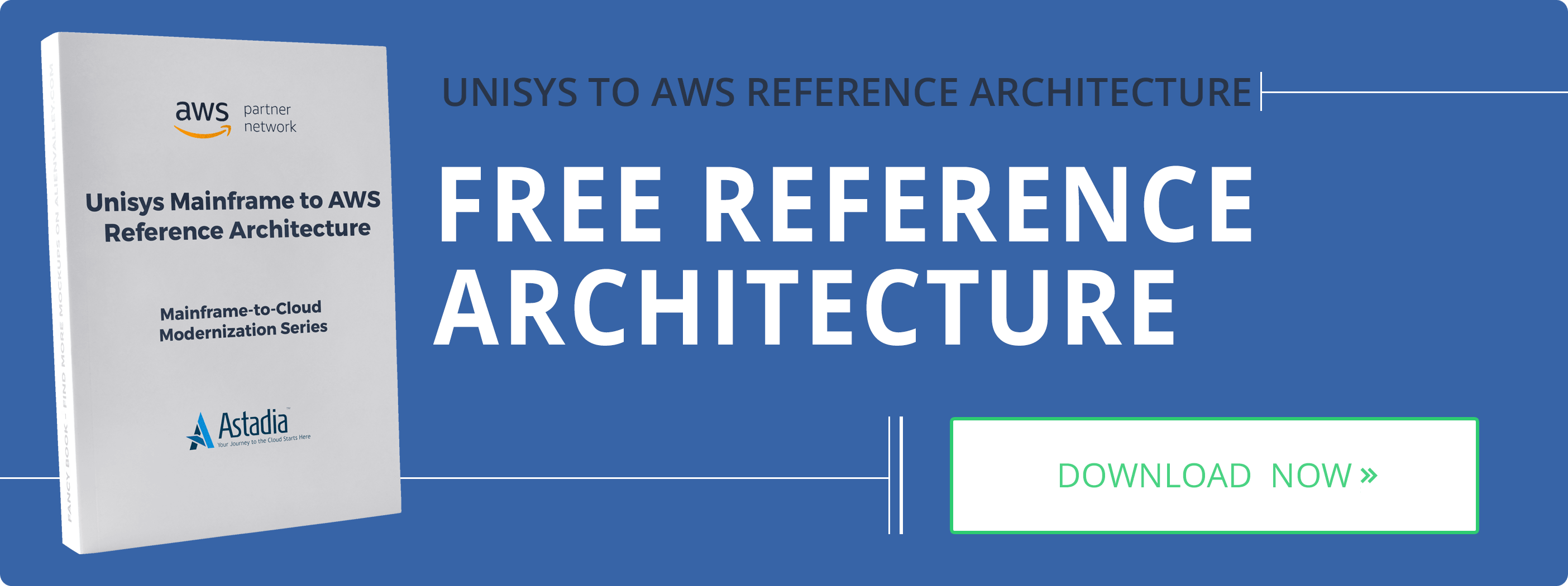 unisys mainframe to aws cloud reference architecture