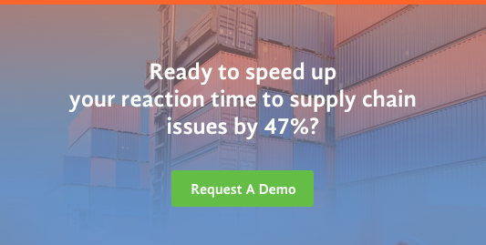 Request a Gravity Supply Chain Demo