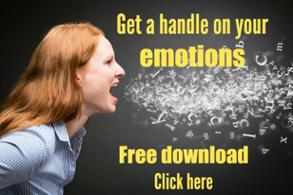 Handling negative emotions