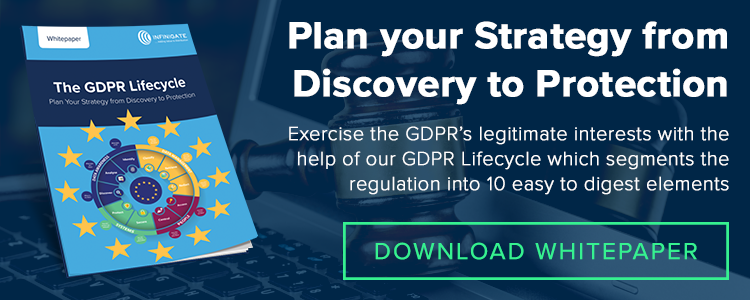 GDPR Data Protection Legitimate Interests and planning your Strategy