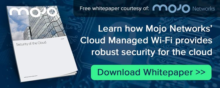 Mojo Networks Cloud Security Wireless Wi-Fi Security