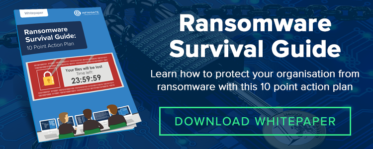 Ransomware Survival Guide Whitepaper