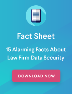 Logikcull Fact Sheet - 15 Alarming Statistics About Law Firm Data Security