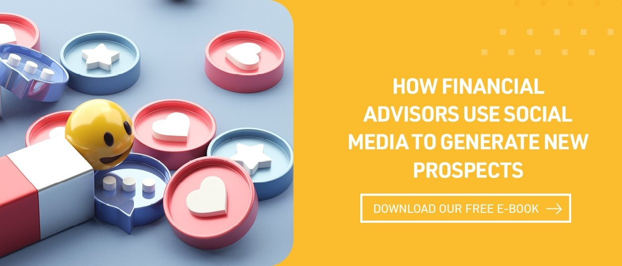 how financial advisors use social media to generate new prospects