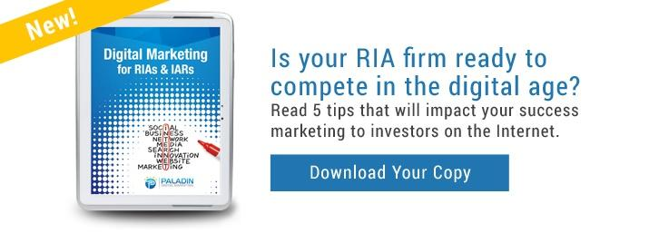 Digital Marketing for RIAs