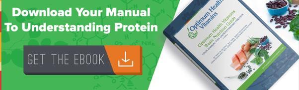 Optimum Health Vitamins Manual For Understanding Protein