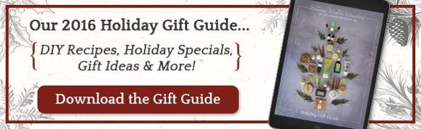 2016 Kolya Naturals Holiday Gift Guide