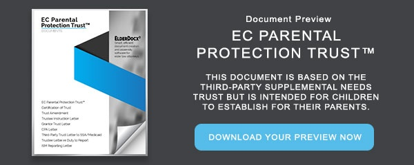Document Preview: Parental Protection Trust
