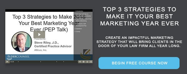 Recorded Course: Top 3 Strategies to Make 2018 Your Best Marketing Year Ever