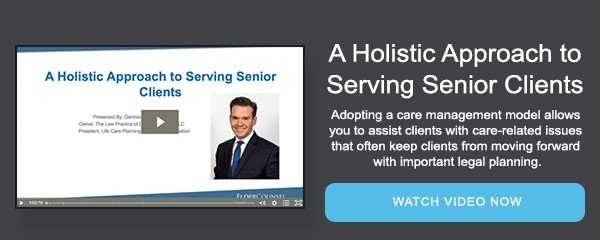 Recorded Course: A Holistic Approach to Serving Senior Clients